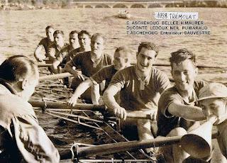1958-Championnats d'Europe - Poznan (POL)