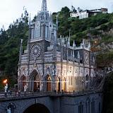 2011-08-25 Las Lajas, Columbia Beautiful Church
