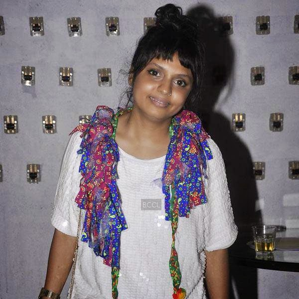 Designer Little Shilpa at the launch party of Shopcade, a social online application for fashion, held at White Owl, on July 10, 2014.(Pic: Viral Bhayani)
