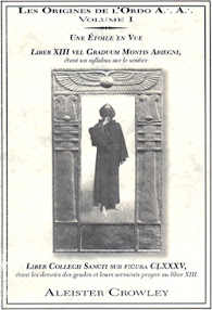 Cover of Aleister Crowley's Book Liber 207 A Syllabus Of The Official Instructions Of The AA