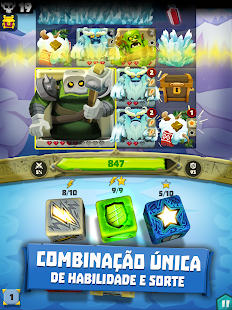 Dice Hunter: Dicemancer Quest Screenshot