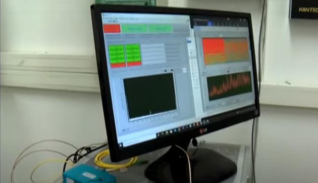 Πρωτοποριακή εφαρμογή για την καταγραφή σεισμών από δίκτυα οπτικών ινών