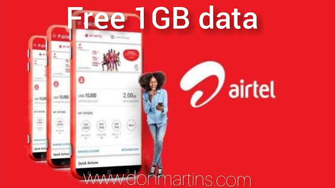 Free 1GB data for Airtel NG users and Vodafone GH » Get yours now