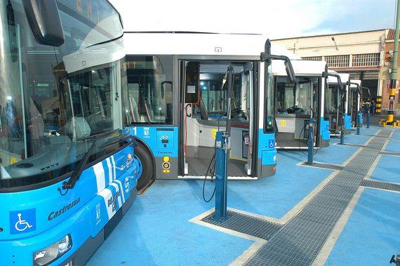 200 nuevos autobuses para la EMT en 2016
