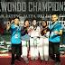 UKM Taekwondo Memboyong 10 Medali