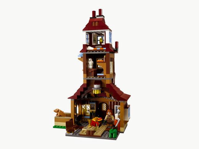 4840 レゴ ハリーポッター ウィーズリー家の隠れ穴