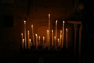 Church Candles, Candle Magic