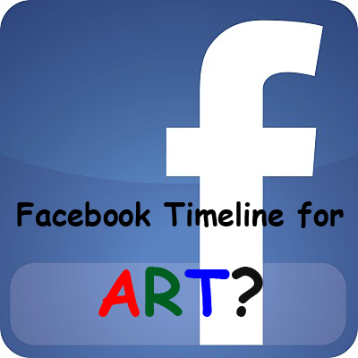 Facebook Art Promotion