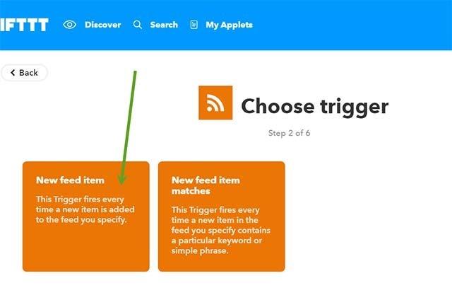 trigger-choose