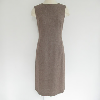 Loro Piana Cashmere Shift Dress
