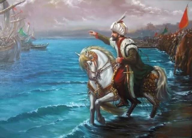 Osmanlı Savaşları İstanbul'un Fethi Etkinliği