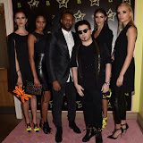 OIC - ENTSIMAGES.COM - Oritse Williams, Joshua Fenu and Models at the  Sicario - JF London shoe launch  in London 21st September 2015 Photo Mobis Photos/OIC 0203 174 1069