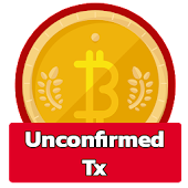 Bitcoin Unconfirmed transactions - Realtime