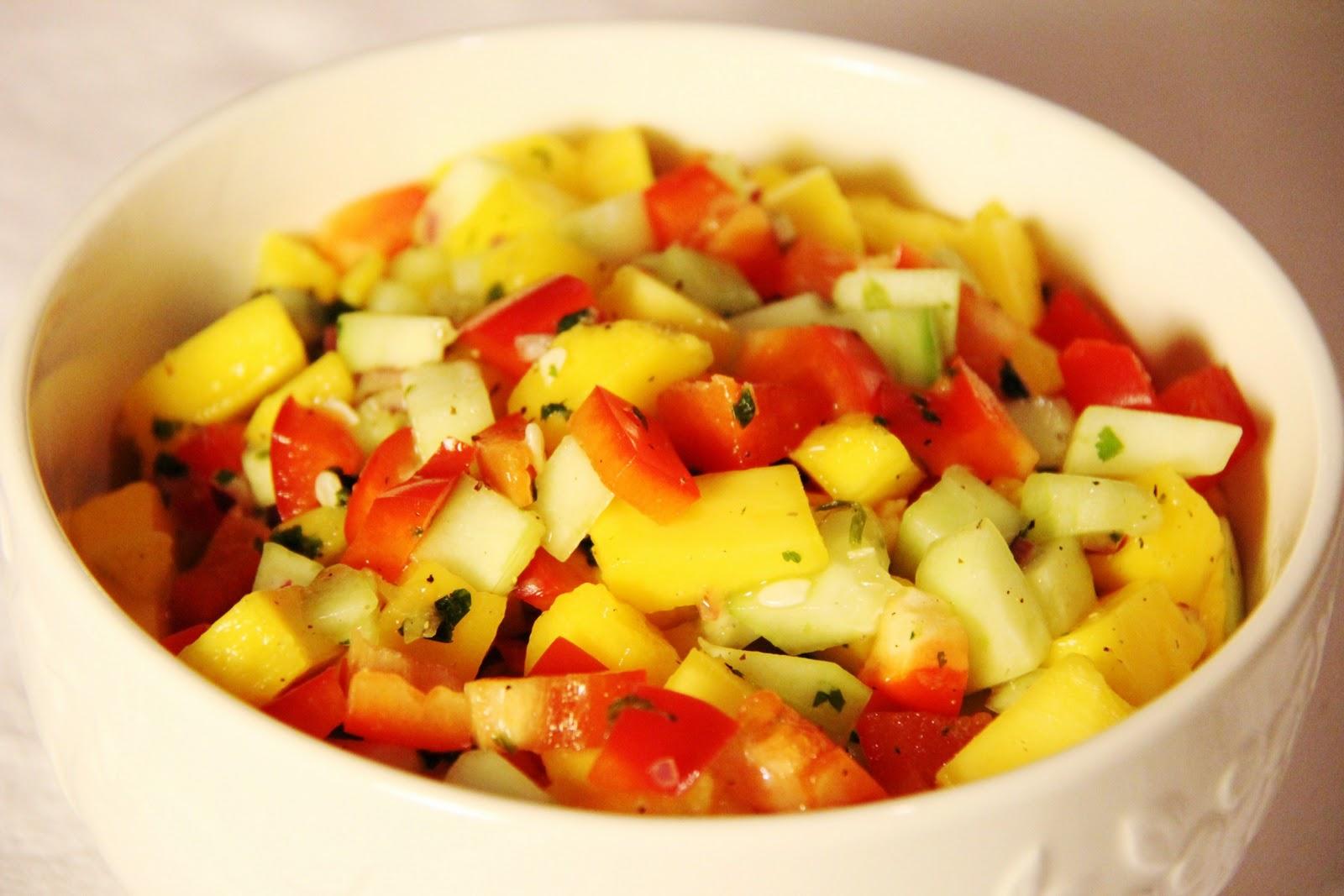 Mango Salsa | Recipe | Quick & Easy
