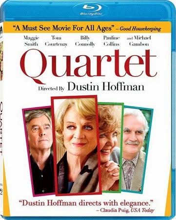 El cuarteto [BDRip 1080p][Dual AC3.DTS][Subs][Comedia][2013]