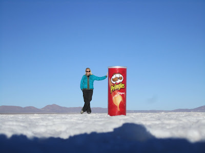 Man those other dudes in the car hated our giant can of pringles. Definitely worth it for the shots though.