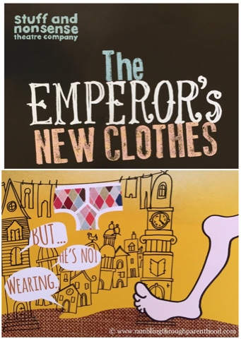 The Emperor's New Clothes at The Waterside Arts Centre