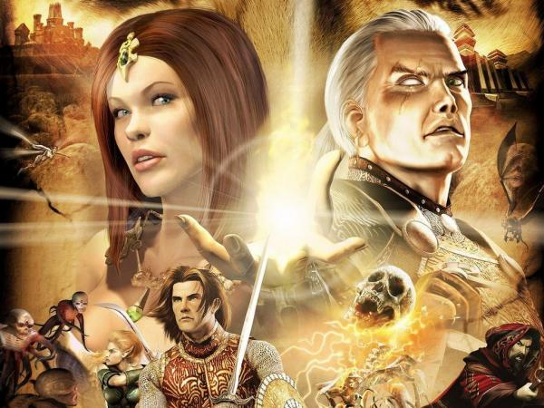 Battle Of Magic, Magick Warriors 3
