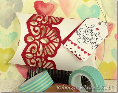 c4c love pillow box