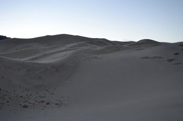 no more footprints