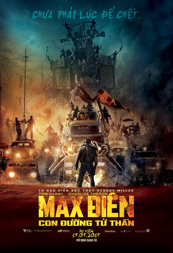 Max Điên: Con Đường Tử Thần - Mad Max: Fury Road (2015)