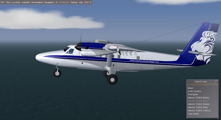 Tour Aircraft (5 DeHavilland Twotter DHC6-300s) Fgfs-screen-429