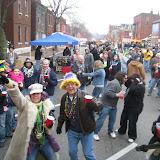 Peds at Soulard Mardi Gras 2011
