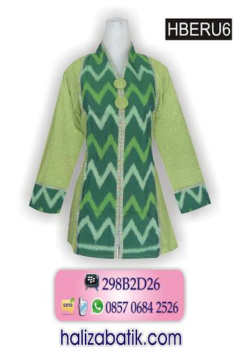 batik modern wanita, baju batik murah, butik baju batik