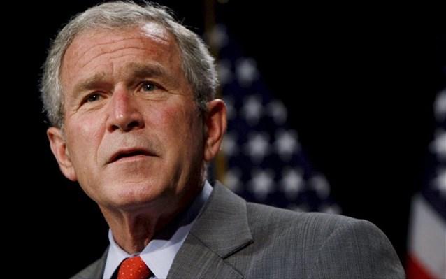 Παρουσία του Τζορτζ Μπους η ορκωμοσία Μπάιντεν