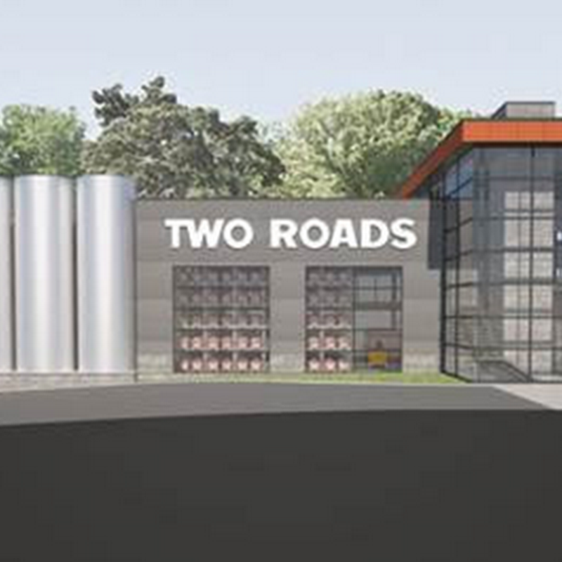 Two Roads Breaks Ground on New Brewery