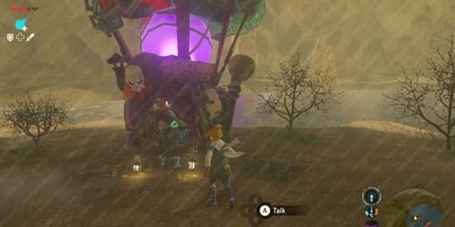 Zelda: Breath of the Wild ? Geheimer Händler Kilton (A Shady Costumer Quest Guide)