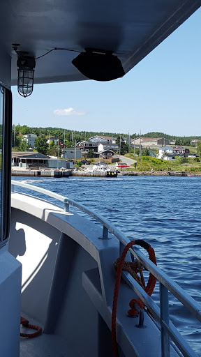 After whale watching, heading back to O'Brien's in Witless Bay, Newfoundland