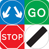 UK Traffic (Road) Signs Test and Quiz
