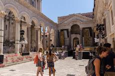 Downtown Split