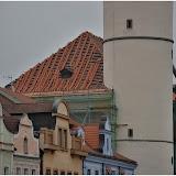 Oprava střechy kostela - 13.11.2014