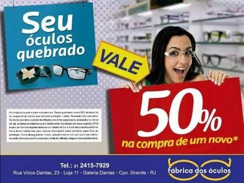 Fábrica dos Óculos - Ótica em Campo Grande 609fa097d8