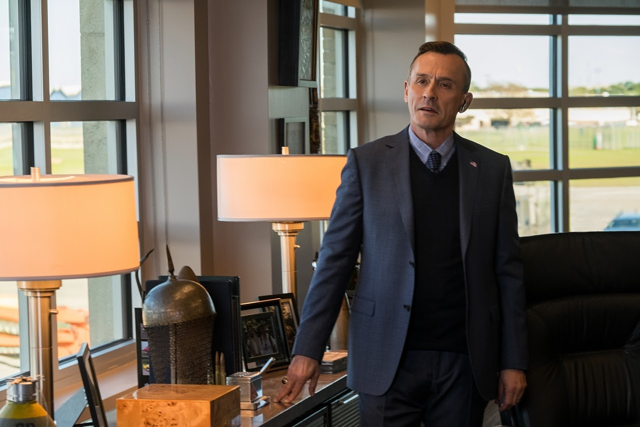 Robert Knepper plays Gen. Harkness in JACK REACHER: NEVER GO BACK from Paramount Pictures and Skydance Productions.