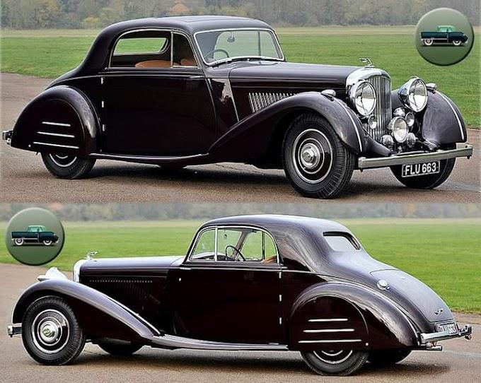 Bentley 4¼ litros 1938