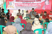 Tampung Aspirasi Masyarakat, Anggota DPRD Prov Banten Maretta Dian Arthanti, Psi: Ini yang Jadi Perhatian Saya