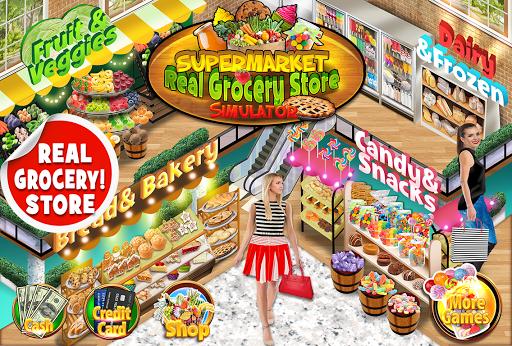 教育必備免費app推薦|Real Grocery Store Simulator線上免付費app下載|3C達人阿輝的APP