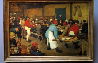 Bruegel Peasent Wedding