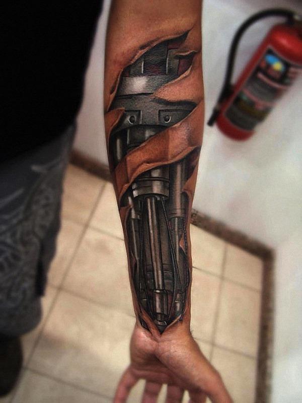 bio_mecnica_braço_de_tatuagem