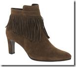 Gabor tassel ankle boot