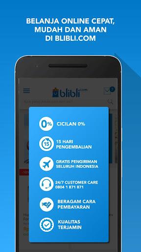 Blibli.com Belanja Online screenshot 1