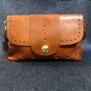 Marc Jacobs Perforated Shoulder Bag