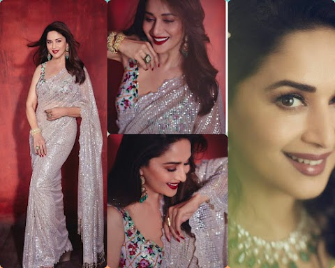 Madhuri Dixit Nene Ensemble Are Perfect Pick for this Wedding Season |