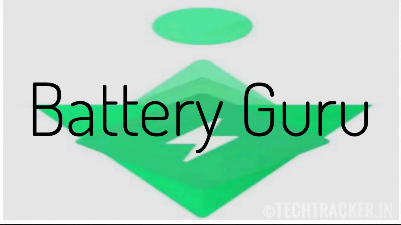Battery Guru - A simple yet powefull battery monitor and battery saver on Android !