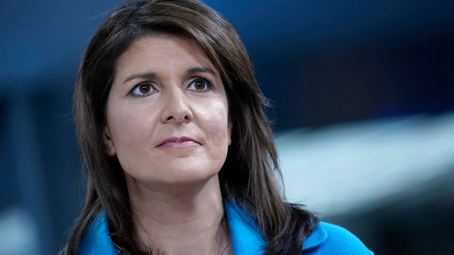 HALEY: Socialism Is Standing In The Way Of Social Justice
