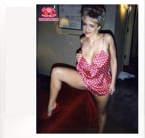 Danni Ashe Polaroid