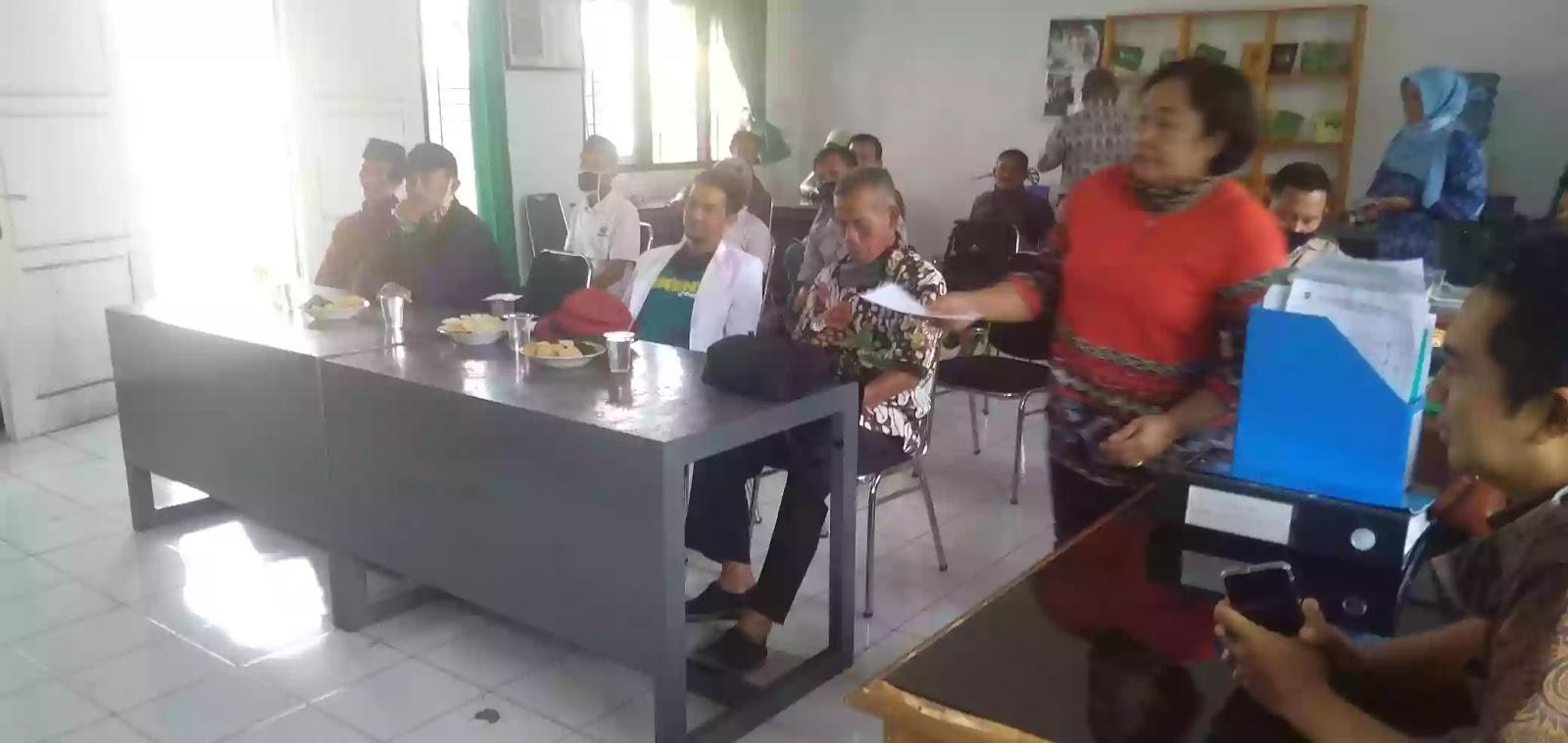 Empat kelompok kopi Purwakarta diverifikasi oleh Dinas Perkebunan Provinsi Jabar